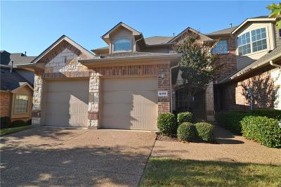Garland Townhouse For Sale: 6111 Eagle Nest Drive