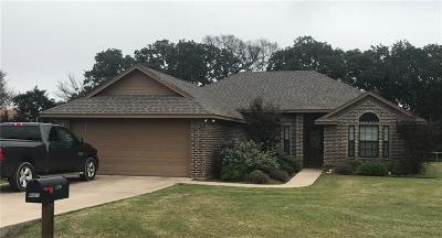 Granbury Single Family Home For Sale: 4001 Mountain Vista