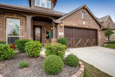 Forney Single Family Home For Sale: 1242 Wedgewood Drive
