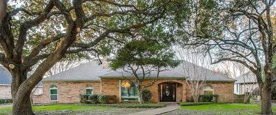 Rockwall Single Family Home For Sale: 1210 Ridge Road W