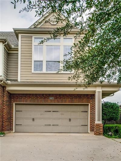Dallas County Townhouse For Sale: 4603 W University Boulevard