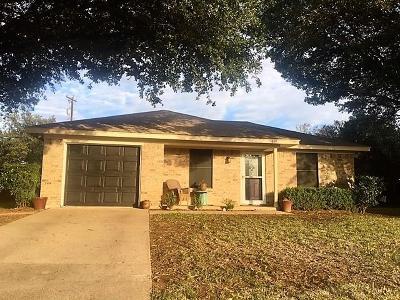 Joshua Single Family Home Active Option Contract: 516 Alta Vista Street