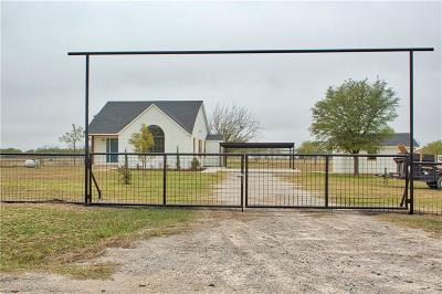 Brownwood Single Family Home Active Option Contract: 742 County Road 198