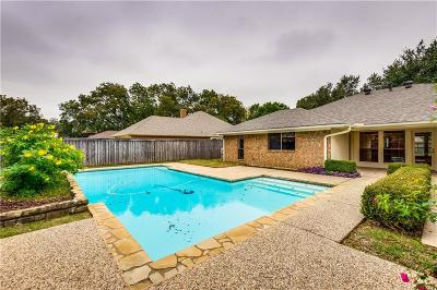 Garland Single Family Home For Sale: 6110 Raleigh Drive