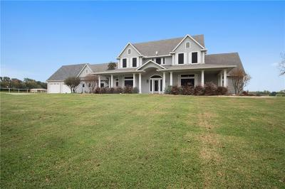 Terrell Farm & Ranch Active Option Contract: 7700 County Road 314