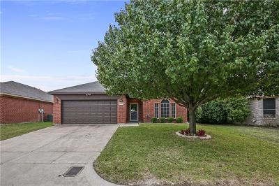 Fort Worth Single Family Home For Sale: 6408 Rainwater Way