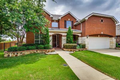 Fort Worth TX Single Family Home For Sale: $459,000