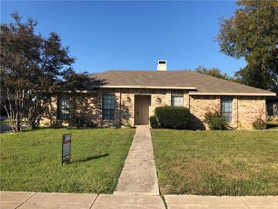 Single Family Home For Sale: 2523 Carmel Drive