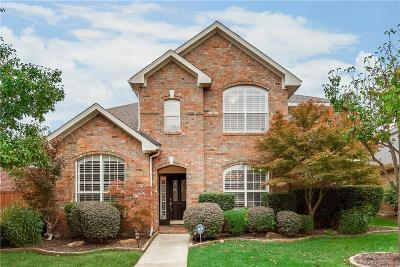 Plano TX Single Family Home Active Contingent: $348,000