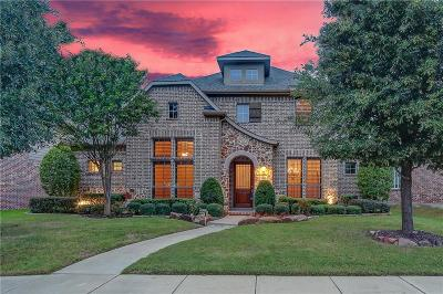 Allen Single Family Home For Sale: 860 Blackberry Lane