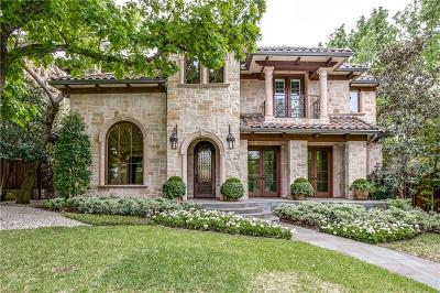 Highland Park Residential Lease For Lease: 3707 Princeton Avenue