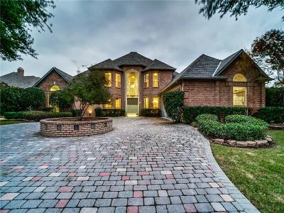 Dallas Single Family Home For Sale: 5508 Willow Wood Lane