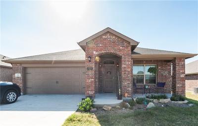 Ponder Single Family Home For Sale: 402 Gulf Stream Lane