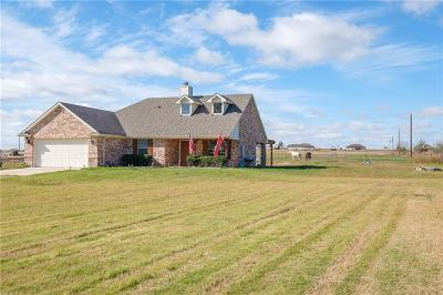 Wise County Single Family Home For Sale: 614 County Road 4213