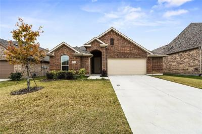 Melissa Single Family Home For Sale: 2314 Independence Drive