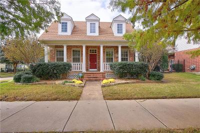 North Richland Hills Single Family Home For Sale: 6050 Lake Way Mews