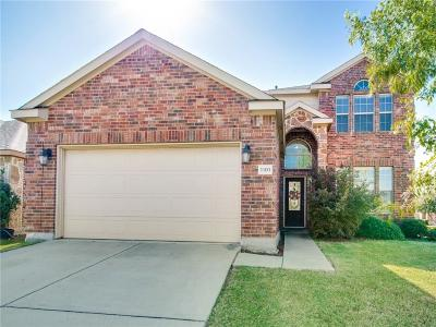 Melissa Single Family Home For Sale: 1101 Bexar Avenue