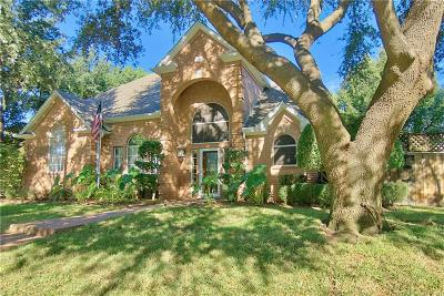 Flower Mound Single Family Home For Sale: 2401 Cornell Drive