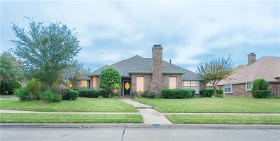 Garland Single Family Home For Sale: 2606 Oak Point Drive
