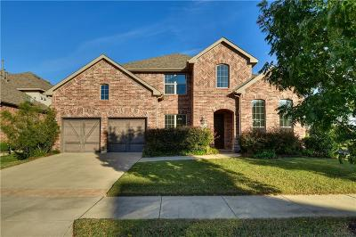 Frisco Single Family Home For Sale: 10808 Cardiff Lane