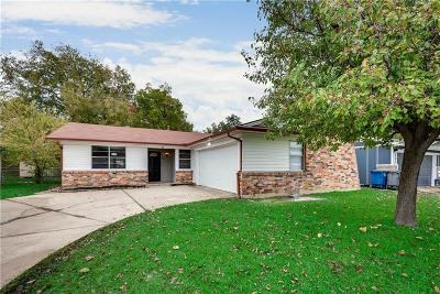 Wylie Single Family Home For Sale: 807 Memorial Drive