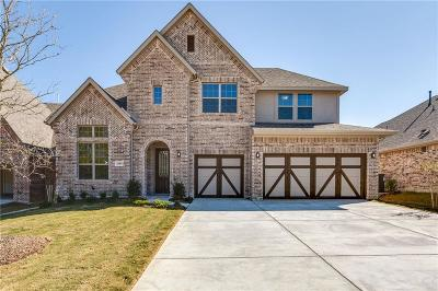 McKinney Single Family Home For Sale: 2409 Cross Oak Place