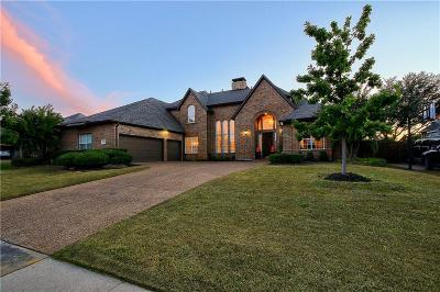 McKinney Single Family Home Active Option Contract: 5224 N Meadow Ridge Circle