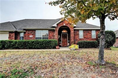Forney Single Family Home For Sale: 126 Elmwood Trail