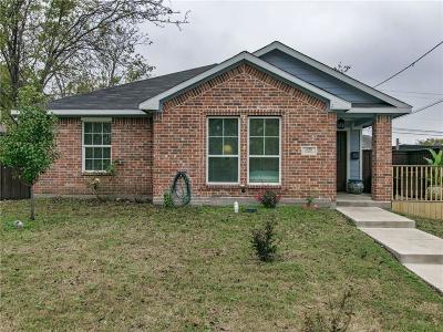 Dallas Single Family Home For Sale: 629 N Boulevard Terrace