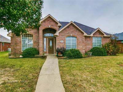 Rowlett Single Family Home Active Option Contract: 7410 Bellaire Lane