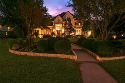 Southlake Single Family Home For Sale: 1007 Lake Forest Drive