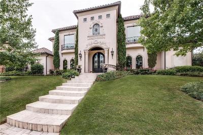 Collin County Single Family Home For Sale: 5683 Buena Vista Drive