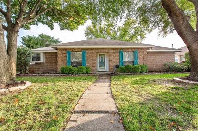 Rowlett Single Family Home For Sale: 3506 Andrea Lane