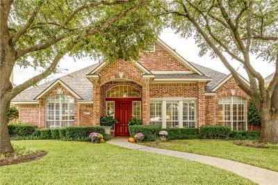 Plano Single Family Home For Sale: 2165 Fountain Head Drive