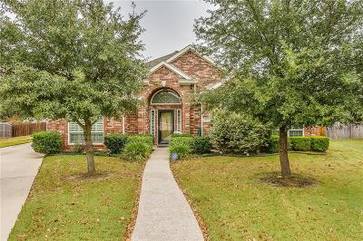 Burleson Single Family Home For Sale: 824 Flagstone Drive