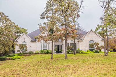 Burleson Single Family Home Active Option Contract: 3404 Oak Leaf Drive