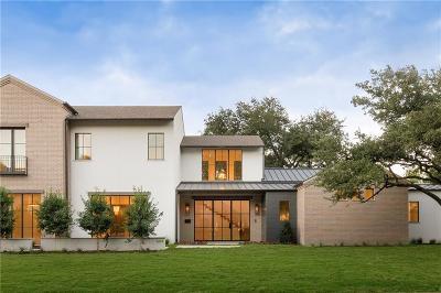 Dallas County Single Family Home For Sale: 6119 Joyce Way
