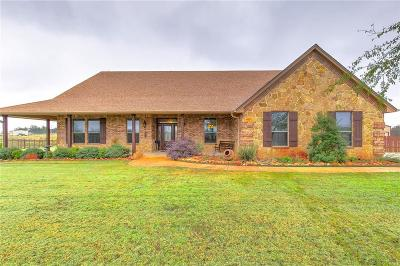 Parker County Single Family Home For Sale: 136 Remington Lane
