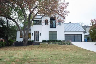 Dallas County Single Family Home For Sale: 8819 Lakemont Drive
