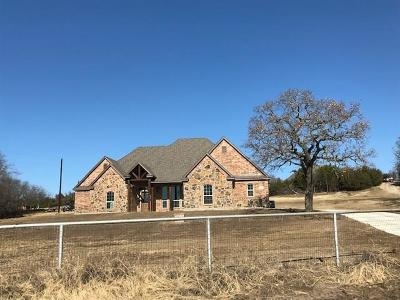 Weatherford Single Family Home For Sale: 3518 S Old Mineral Wells Highway #501