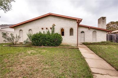 Carrollton Single Family Home Active Option Contract: 3145 Oak Hill Road