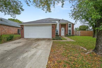 Fort Worth Single Family Home For Sale: 7908 Firefly Drive