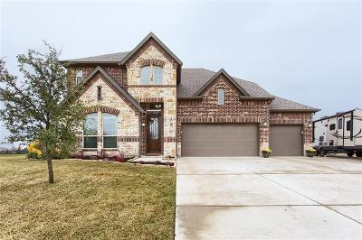 McKinney Single Family Home For Sale: 7809 Stiff Point Circle