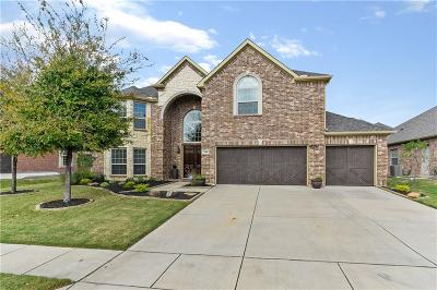 Prosper Single Family Home For Sale: 780 Texana Drive