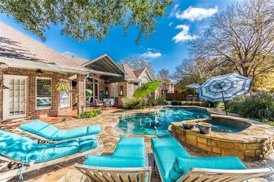 McKinney Single Family Home For Sale: 5009 Timber Circle Drive