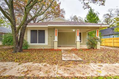 Weatherford Single Family Home For Sale: 311 S Elm Street