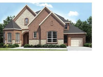 Prosper Single Family Home For Sale: 540 Esperanza Drive