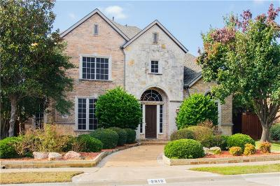 Richardson Single Family Home For Sale: 2613 Ranchview Drive