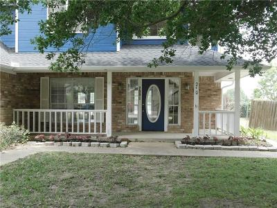 Van Single Family Home For Sale: 290 Sycamore