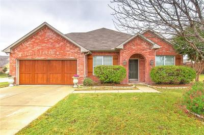 Weatherford Single Family Home For Sale: 1658 Stetson Drive